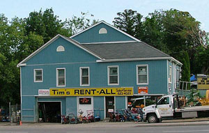 Tim's Party Centre store in Bowmanville